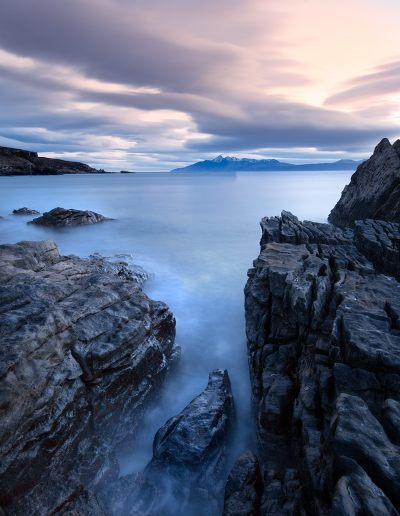 Crevice, Elgol Beach