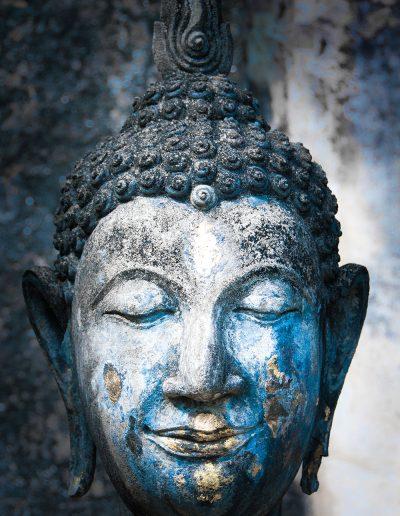Buddha Head, Thailand