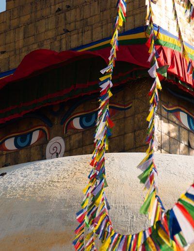 Boudha. Nepal