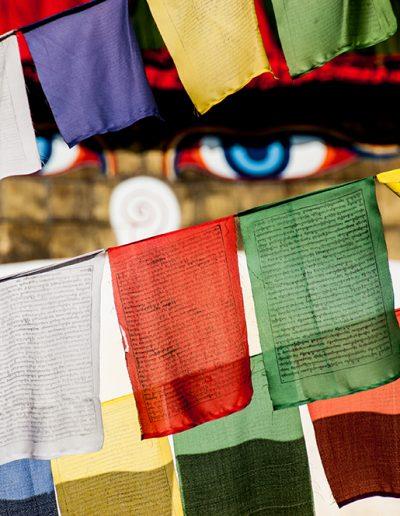 Boudha's Eyes, Nepal