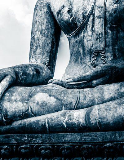 Seated Buddha, Thailand