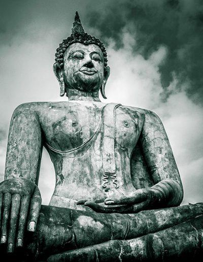 Sukothai Buddha, Thailand