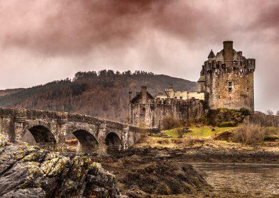 Eileann Donan Castle